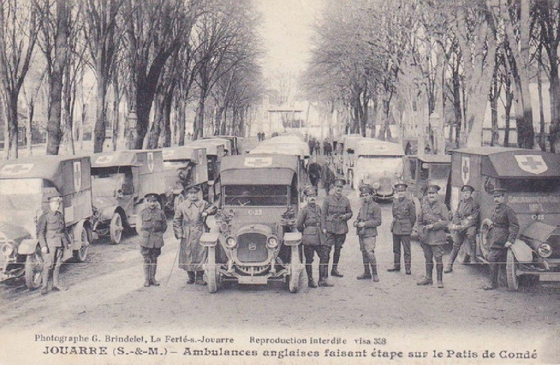 armistice de la guerre de 14 18